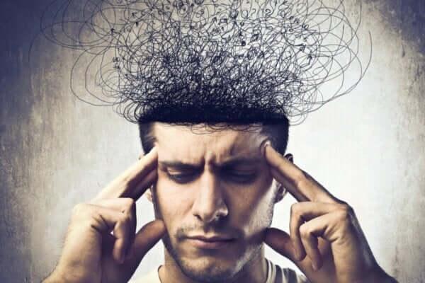 Yarışan Düşünceler, Bilişsel Bir Bozukluk