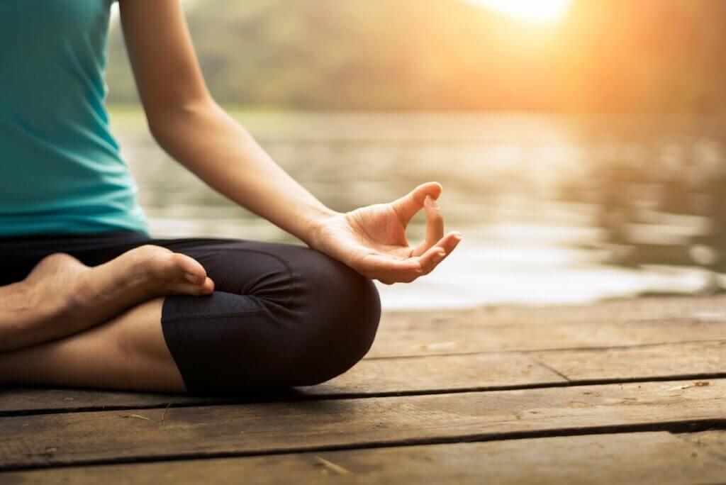 meditasyon duruşu
