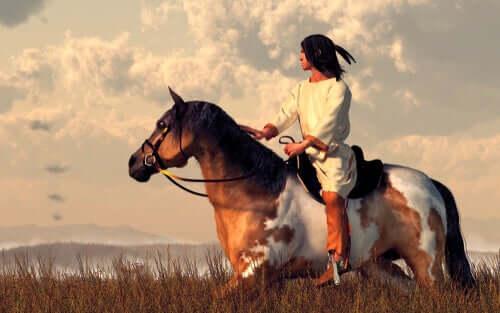 Kızılderili Siyu Kabilesine Göre Karakterin 6 Erdemi