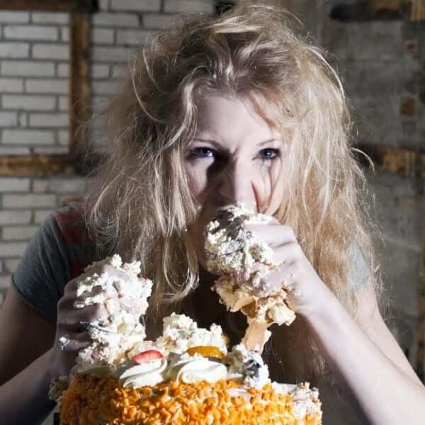 Stresli olduğunuzda pasta yer misiniz?