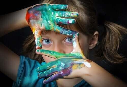 Çocuklar İçin Beş Sanat Terapisi Egzersizi