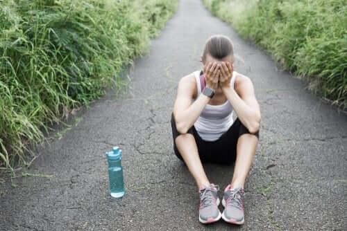 Çok fazla egzersiz nelere sebep olur?