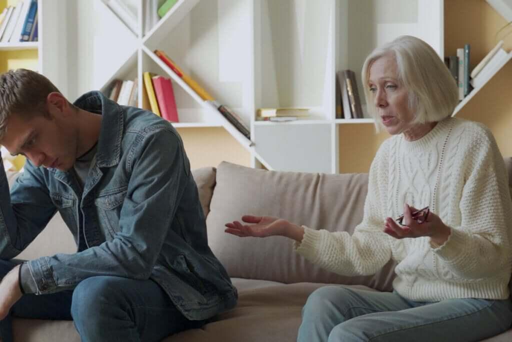 Bağımlının Ailesinde Karşılıklı Bağımlılık