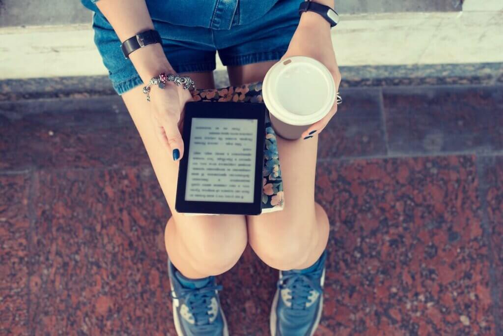 Elektronik kitaplar, okuma alışkanlıklarını değiştiriyor.