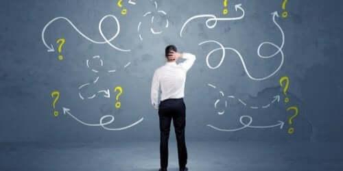 Öngörülemeyen olaylar üzerinde kontrol oluşturmaya çalışıyor musunuz?