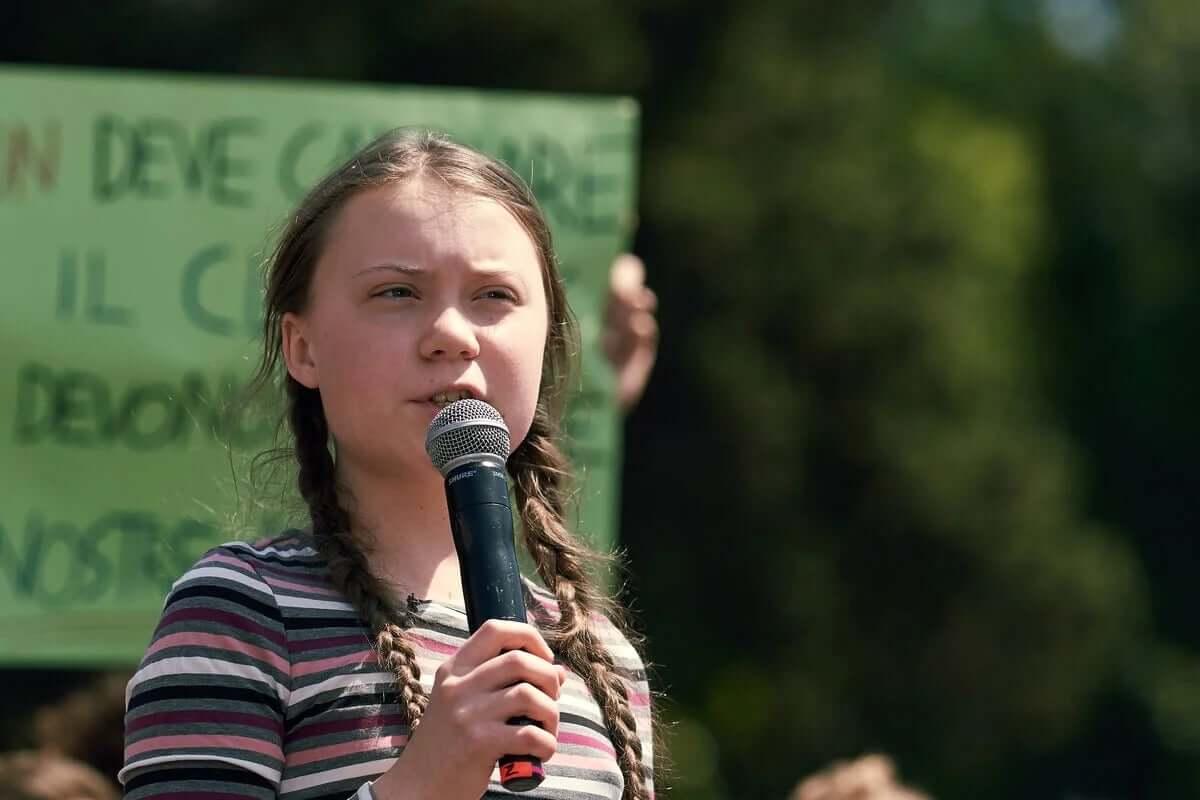 Greta Thunberg Asperger sendromu