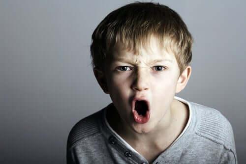 Çocuklarda Saldırgan Davranış ve Özellikleri