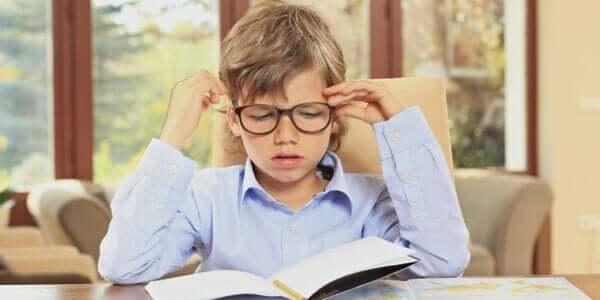 Çocuklar ve Ev Ödevi