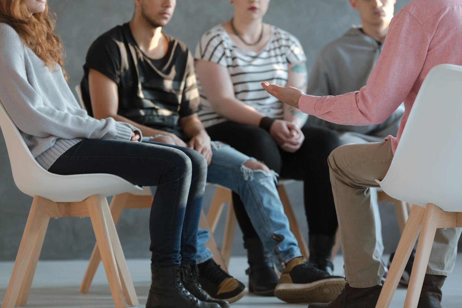 gençlerle terapi