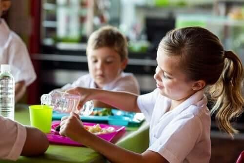 Okul Yemekhaneleri ve Avantajları