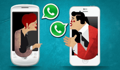 WhatsApp Çifti: İlişkilerde Mesajlaşma