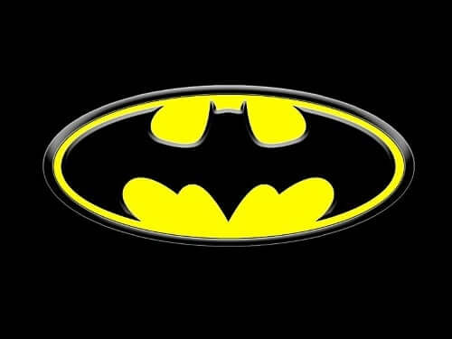 batman logosu