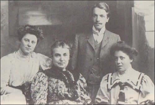 karen horney ve ailesi