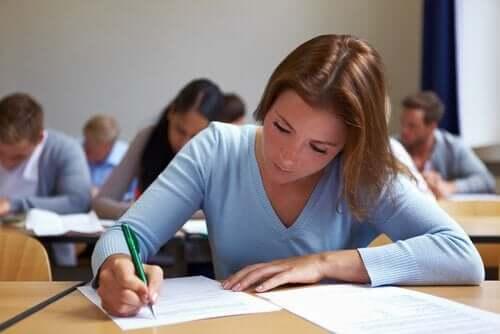 Sınava Girmek: Hazırlanmak İçin İpuçları