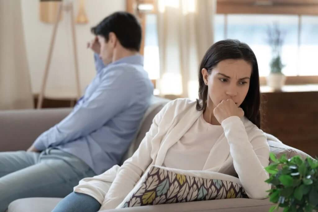 Bir İlişkide İletişim Bozukluğu